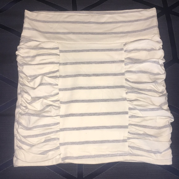 Charlotte Russe Dresses & Skirts - Striped Mini Skirt